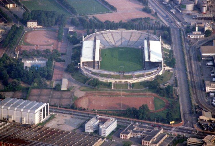 [Album Photo] Stade de Gerland Stade_gerland