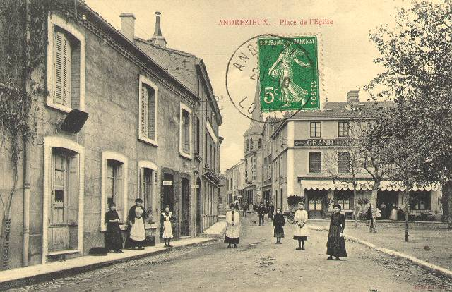 Favori Association @lyon : Banque de cartes postales anciennes SQ65