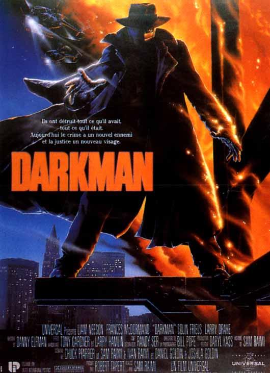 Darkman - Sam Raimi Darkman