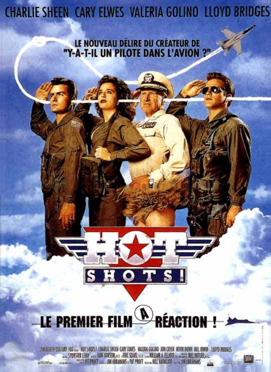 Affiches de films Hot_shots