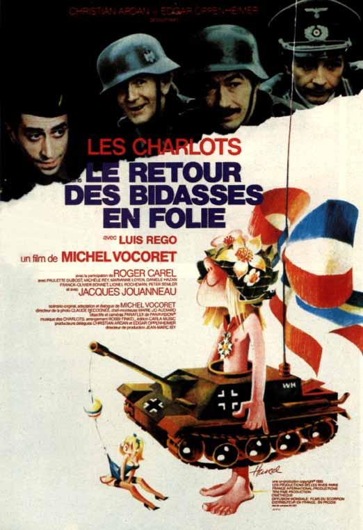 Zizis en folie 1977 restored